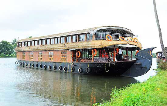 conference houseboat